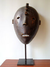 Masque H=35/55cm RDC Congo Zaïre, mask DRK Kongo, collection art africain Africa