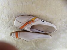 Lacoste Ladies A Mule Shoes Size 3 Euro 36