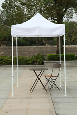 Canopy Tent 5 x 5 Commercial Fair Shelter Car Shelter Wedding Party Easy Pop Up