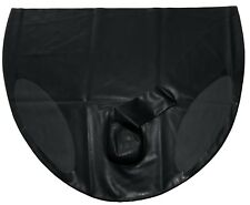 TRANSLUSCENT Latex Rubber All Over Male Briefs WITH HIGH CUT LEG Medium 2nd BIN