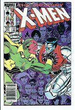 X-Men #191 NM Marvel Bronze Age Romita Jr. Art Spider-man/Avengers X-over