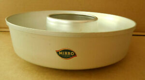 Mirro Aluminum Jello Ring Mold Cake Pan 731AM 12 cup Made in USA