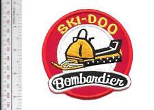 Snowmobile Ski-Doo Bombardier 1964 - 1965 Sleds Promo Valcourt, Quebec Patch