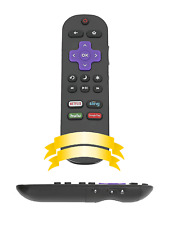 Replace Remote NS-RCRUS-17 for Insignia Rku TV NETFLIX sling Hulu Google play