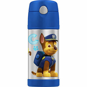 Paw Patrol Kids Thermos 12 oz. Insulated Kids Travel Drink Container Lunchbox