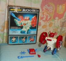vintage Mego Micronauts MICROTRON IN BOX works