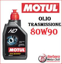 OLIO MOTUL LUBRIFICANTE INGRANAGGI CARDANO HD 80W90 MINERALE TRASMISSIONE