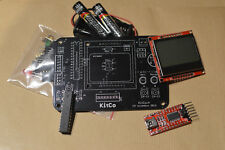 Kitco Corbeau - Kit electronique Arduino Console jeu video Atmega Souder Noir