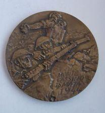 POLISH POLAND WWII MONTE CASSINO battle commemorative MEDAL bronze TYPE
