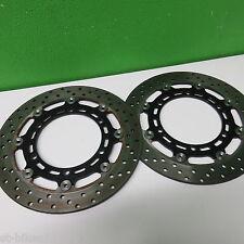 Yamaha YZF-R1 RN09 Bremsscheiben vorne brake rotors