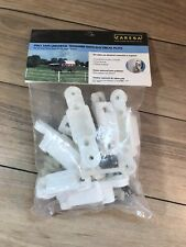 Zareba Set Of 4 Poly Tape Tensioners W Plates Horse Sense Electric Fence System