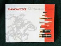 2017 Winchester Ammunition Catalog, Rifle Shotgun Hunter, lots of data, shooting