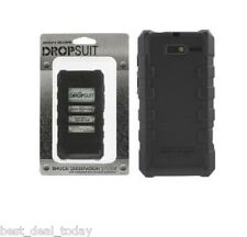 OEM Body Glove Dropsuit Tough Case Cover For Motorola Razr Maxx HD Verizon Black