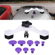 9Pz PDR Kit Auto Riparazione Ammaccature Attrezzi Carrozzeria Bridge Puller