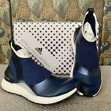 adidas by Stella McCartney Womens UK 3.5 Ultraboost X All Terrain Navy Blue