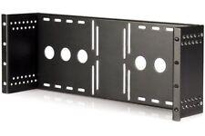 StarTech.com Universal VESA LCD Monitor Mounting Bracket for 19 inch Rack or