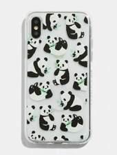 Iphone Xs Max Skinnydip Disney dual Panda Silicone Case cover protective