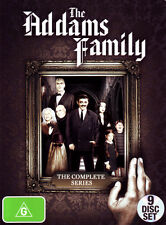 The Addams Family: The Complete Series  - DVD - NEW Region 4