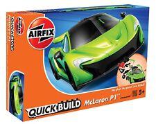 "Brand New Airfix Quick Build ""Fits The Box"" McLaren P1 Model Kit."