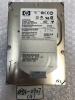 - HP 412751-015 BF1468B26B 146.8GB 15K RPM  ULTRA320 SCSI HARD DRIVE ST3146855LC