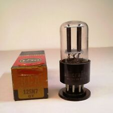 Vacuum tube, 12SN7GT , Hallicrafters (by RCA), Fully tested Hickok 539C