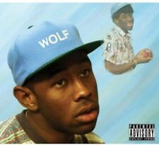 Wolf - Tyler The Creator (2013, CD NEUF) Explicit Version