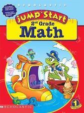 Jumpstart: Math by Lisa Trumbauer (2000, Paperback)