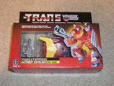 Transformers G1 *Hot Rod* Walmart Exclusive Reissue - Near Mint - Sealed MISB