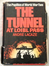 The Tunnel at Loibl Pass by Andre Lacaze