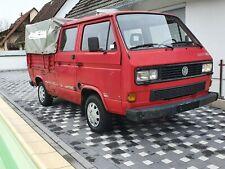 VW Volkswagen T3 MAGNUM BENZINER 111PS AHK DOKA 5 Gang Bj.89 Oldtimer