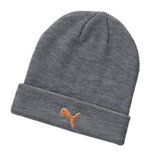 GREY PUMA Golf Beanie CAT LOGO - Golf Beanie