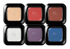 KIKO Milano High Pigment Eyeshadow long-lasting eye-shadow matte, pearl, metal