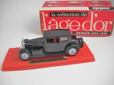 Solido Age d'Or #144 1934 CARENE VOISIN 17CV Made in France with Original Box