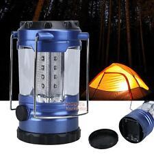 Tragbare 12LED Outdoor hängende Camping Zelt Laterne Birne Angeln Licht Lampe
