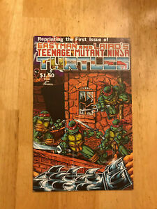 Teenage Mutant Ninja Turtles 1 4th print Mirage Comics 1985 TMNT Eastman & Laird