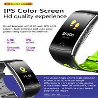 Bluetooth Impermeable Reloj Inteligente Heart Rate Fitness Sport Smartwatch IP68
