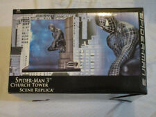 master replicas spiderman Black Suit 3 church scene statue