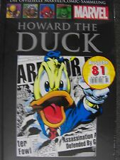 Die offizielle Marvel- Comic Sammlung Nr. 81 *Howard The Duck (XXIX)