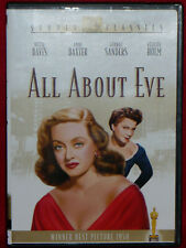 Dvd : All About Eve ~ Studio Classics (1950 ) Best Picture Winner