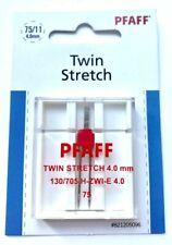 Original Pfaff Nähmaschinen Zwillingsnadel Stretch / Jersey 130/705 H-ZWI-E 4.0