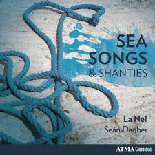 Sea Songs & Shanties [New CD]