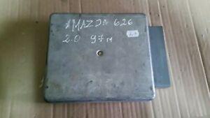 Mazda626 1997 2.0PETROL ECU FF7FF12A650FD FSJ318881D  TPM3