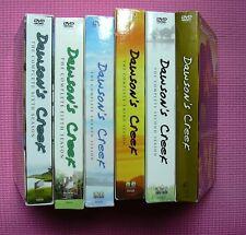 Dawson's Creek DVD Complete Season 1 2 3 4 5 6 LOT Katie Holmes Van Der Beek