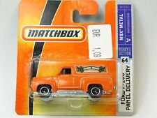 MATCHBOX  FORD F-100 PANEL DELIVERY   2007      !VERSAND AM SELBEN TAG!  !OVP!