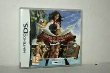 CAPTAIN MORGAN AND THE GOLDEN TURTLE USATO NINTENDO DS ED ITALIANA RS2 46165