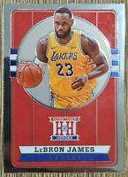 2019-20 Panini Chronicles LeBron James Hometown Heroes #561 LA Lakers 🔥