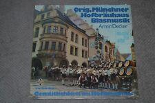 Orig. Munchner Hofbrauhaus Blasmusik~Armin Decker~German IMPORT~SEALED/NEW