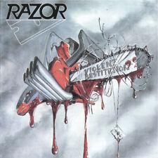 Razor  – Violent Restitution (CD, Album, Steamhammer – SPV 85-7571)