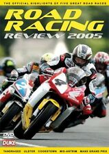Road Racing review 2005 (New 2 DVD set) Ulster GP Manx GP Cookstown 100