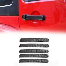 Jeep Wrangler Jk 07-17 2 Door Handle Cover 3Pc Kit Chrome New X 13311.11
